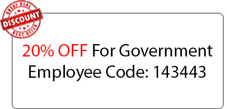 Government Employee Coupon - Locksmith at Williamsburg, NY - Williamsburg New York Locksmith
